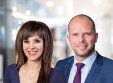 Yoleen Van Camp en Theo Francken
